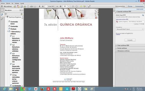 Quimica Organica Mcmurry Quimica Organica John