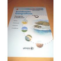 Info - Láminas Para Recortar - Accidentes Geográficos