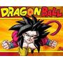 Kit Imprimible Dragon Ball Diseñá Tarjetas , Cumples Y Mas