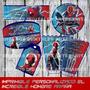 Kit Imprimible Spiderman Hombre Araña Personalizado.