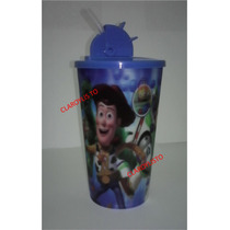 Coolers Toy Story, Spiderman, Mickey, Jake Y + Con Tapa Y P.