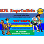 Kit Imprimible Toy Story,tarjeta,invitación,diseño,fiesta