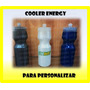 Cooler Plastico Energy Grande Para Cotillones Material Pop