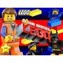 Kit Imprimible Lego Diseñá Tarjetas Invitaciones Y Mas