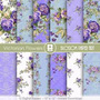 Kit Imprimible Pack Fondos Shabby Chic 81 Clipart