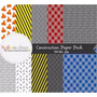 Kit Imprimible Pack Fondos Constructor Camiones 2 Clipart