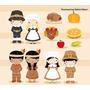 Kit Imprimible Indios Imagenes Clipart