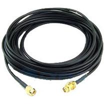 Extension Antena Wifi Sma Internet Cable Rg 58 .. 10 Metros