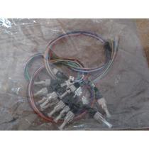 12 Pigtail Fibra Óptica St / Pc Simplex Sm 9u