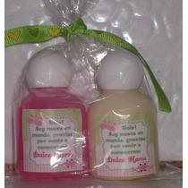 Recuerdito Gel Antibacterial Cremita Spa Baby Shower Madre