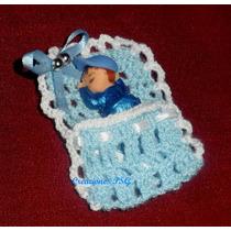 Recuerditos Tejidos Para Baby Shower O Nacimiento
