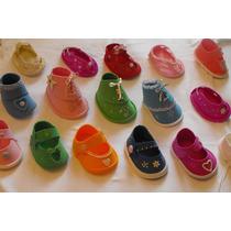 Zapaticos Foami Recuerdos Baby Shower, Nacimiento, Bautizo
