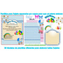 Kit Imprimible Babyshower, Tarjetas, Fondos, Imágenes, Juego