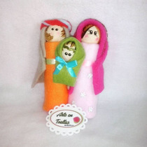 Mini Pesebres Nacimientos Coleccion Navidad Regalos Navideño