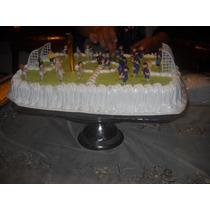 Arreglos Para Tortas- Real Madri-barza (personalizados)