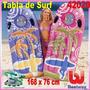 Colchon Colchoneta Palmera Inflable Bestway Playa 42020