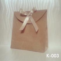 Bolsas Creativas Para Regalos 3 - Papel Kraft (paquete)