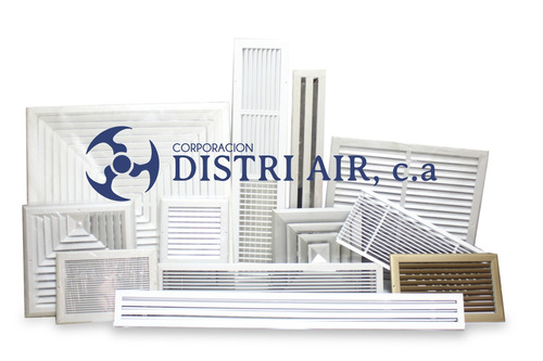 Rejillas Y Difusores Para Aire Acondicionado Centrales