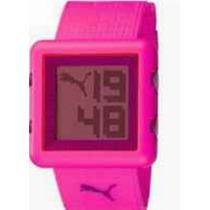 Reloj Puma Digital Original Traído De Estados Unidos