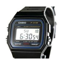 Reloj Casio F-91 De Colores