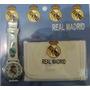 Reloj + Cartera De Niño Barcelona Real Madrid Peppa