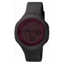 Reloj Deportivo Fitness Puma Loop Chrono Para Gym / Trotar