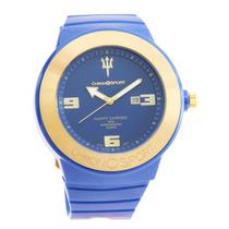 Reloj Chronosport Happyg Azúl Eléctrico Tienda Oficial