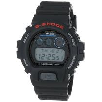 Reloj Casio G-shock Dw6900-1v Deportivo 100% Original