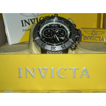 Reloj Invicta Mens Swiss Subaqua Noma Iii Dial Black Chronog