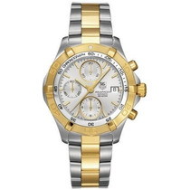 Reloj Tag Heuer Caf2120.bb0816 Aquaracer Automatico Original