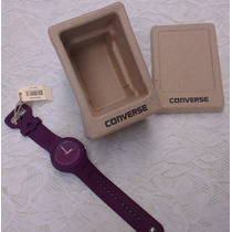 Reloj Converse Wanna Watch Deportivo Morado