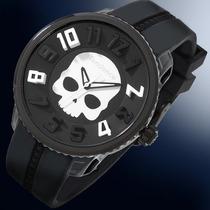 Reloj Tendence Hydrogen Skull Watch Original