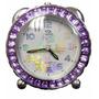 Reloj Despertador Alarma Quartz Jing H Incluye Batería