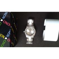 Reloj Xoxo Blanco Original De Dama Importado