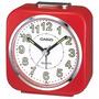 Análogo Despertador Rojo Tq-143-4