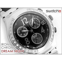 Remato Swatch Chrono Original Irony Modelo Ycs 485 G