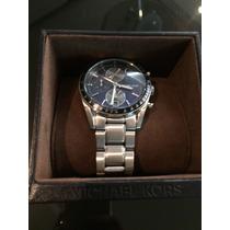 Reloj Michael Kors Original Nuevo Unisex