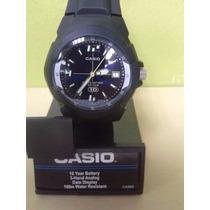 Reloj Casio Mw-600f-2av Original!