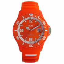 Reloj Ice Watch Sunshine Naranja Neon 43mm