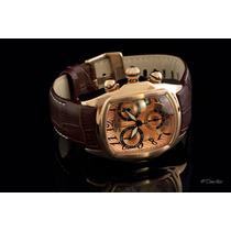 Reloj Invicta Mens Swiss Lupah Gold 18kl Diamonds Chronograp