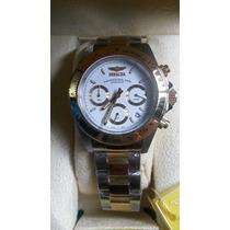 Reloj Invicta Modelo 9212 Chronografo Japan.