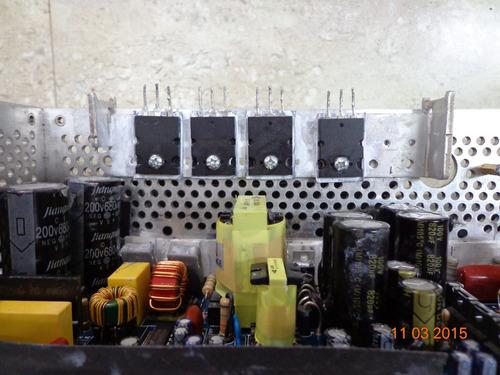 Reparación De Cornetas Amplificada Y Amplicicadores
