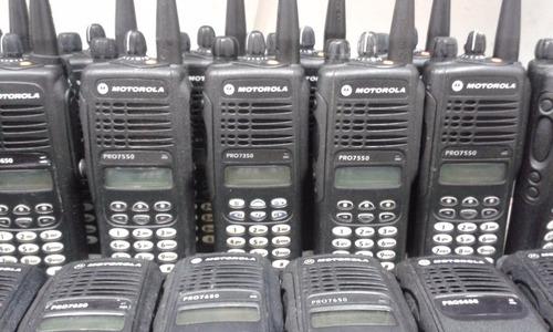 Reparación Radio Motorola Serie Pro