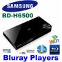 Blu-ray 3d Env.grat Samsung 2015 Bd-h6500zx Smart Wifi M.pag