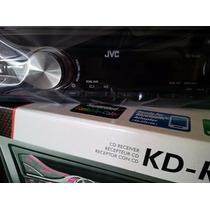 Reproductor De Carro Jvc Mod. Kd-r438. Nuevo