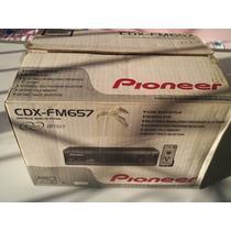 Pioneer-cdx-fm657 Sistema De Disco Compacto Multiple
