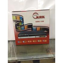 Dvd Krk Modelo Krk-188