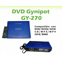 Reproductor Dvd Gynipot Gy-270
