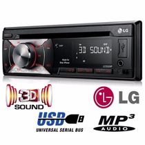 Reproductor Carro Lg Smart Car Audio Lcs321ub Equipo Sonido