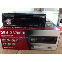 Radio Reproductor Pioneer Deh-x3700ui